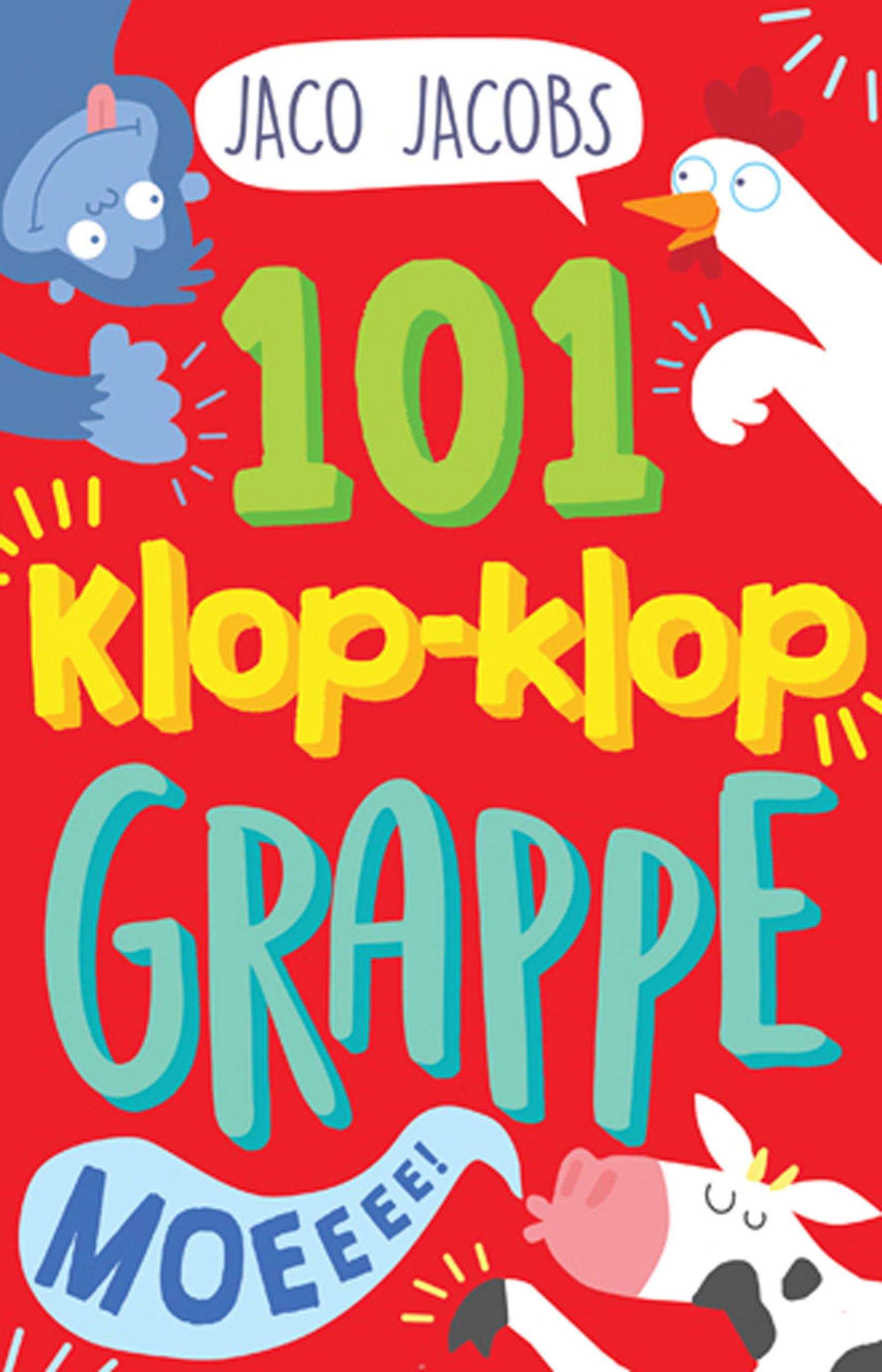 Picture of 101 klop-klop grappe