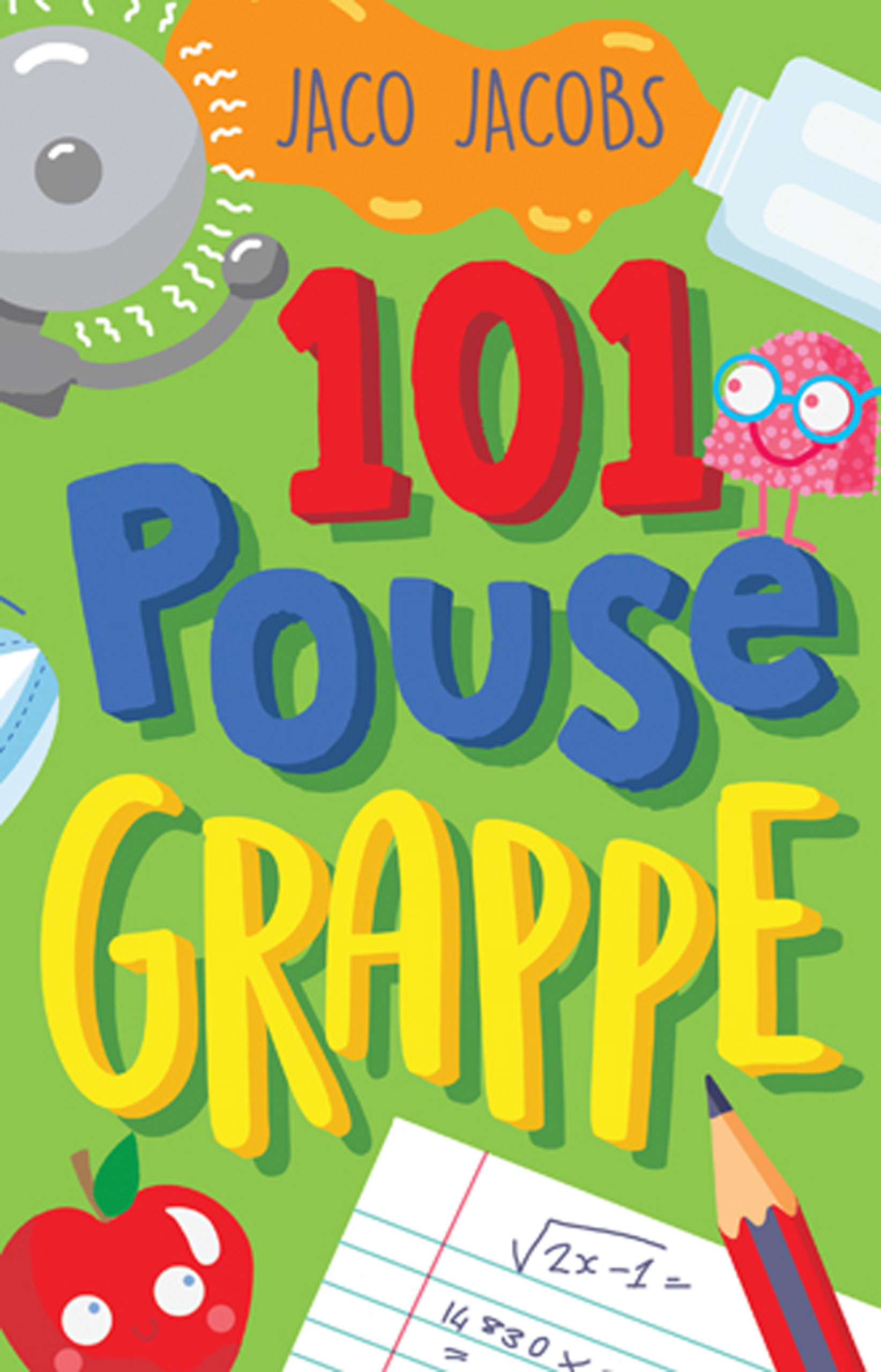 Picture of 101 grappe vir pousetyd