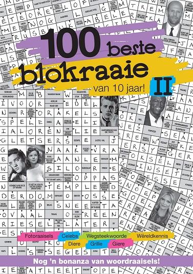 Picture of 100 Beste Blokraaie van 10 Jaar! : Boek 2