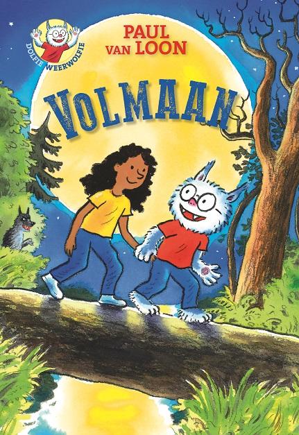 Dolfie Weerwolfie Series: Volmaan : Boek 2