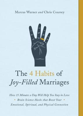 Picture of 4 Habits of Joy-Filled Marriages, The