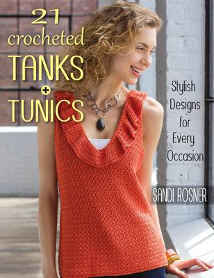 Picture of 21 Crocheted Tanks and Tunics : Stylish Designs for Every Occasion