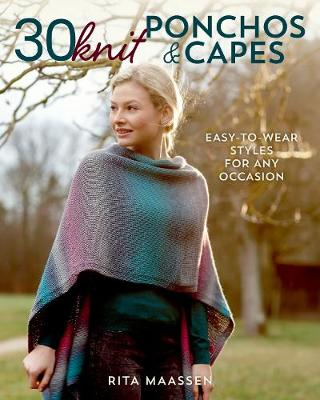 Picture of 30 Knit Ponchos and Capes : Easy-To-Wear Styles for Any Occasion