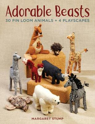 Picture of Adorable Beasts : 30 Pin Loom Animals + 4 Playscapes