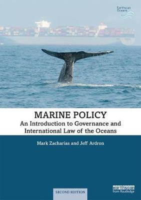 Picture of Marine Policy : An Introduction to Governance and International Law of the Oceans
