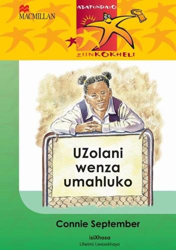 Picture of UZolani wenza umahluko: Gr 4: Reader