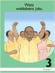 Picture of Wate wahlabana jabu! : Gr 3: Reader : Home language
