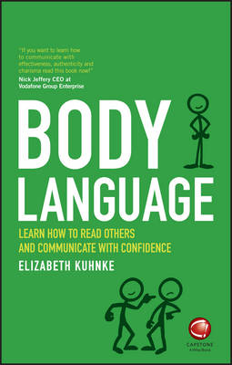 Picture of Body Language: Learn How to Read Others and Communicate with Confidence
