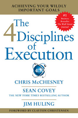 Picture of 4 Disciplines of Execution : Getting Strategy Done