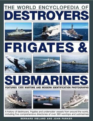Picture of World Encyclopedia of Destroyers, Frigates & Submarines