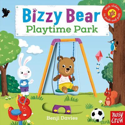 Bizzy Bear: Playtime Park