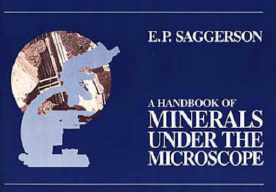 Picture of Handbook of Minerals under the Microscope