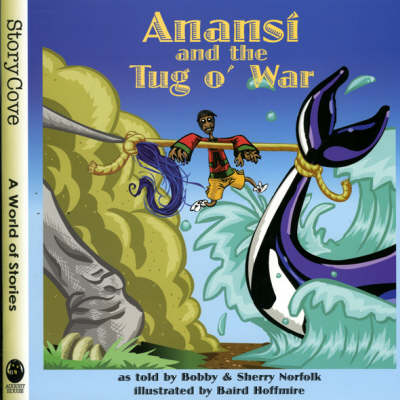 Picture of Anansi and the Tug O' War