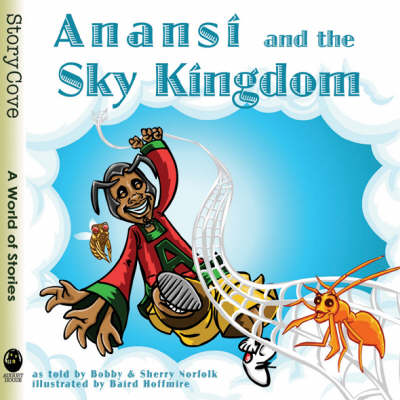 Picture of Anansi and the Sky Kingdom