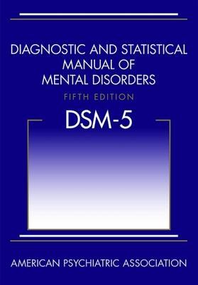Picture of Diagnostic and Statistical Manual of Mental Disorders (DSM-5 (R))