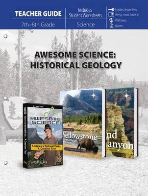 Picture of Awesome Science : Historical Geology Set
