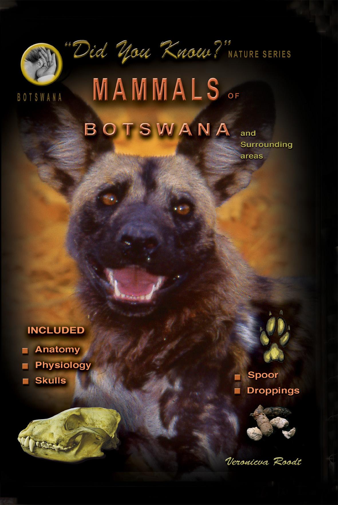 Picture of Mammals of Botswana