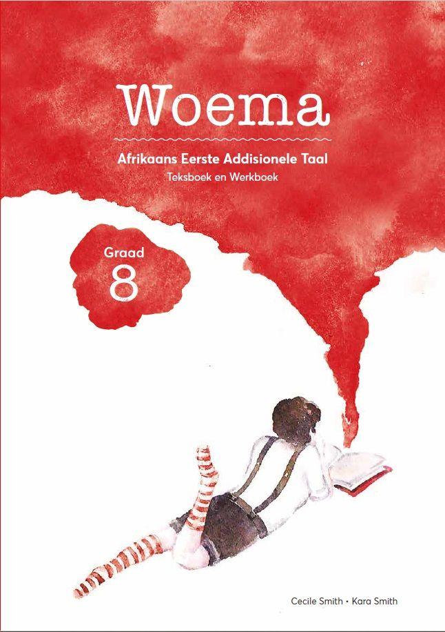 Picture of Woema: Gr 8: Onderwysersgids : Afrikaans eerste addisionele taal
