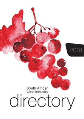 Picture of South African wine industry directory 2018