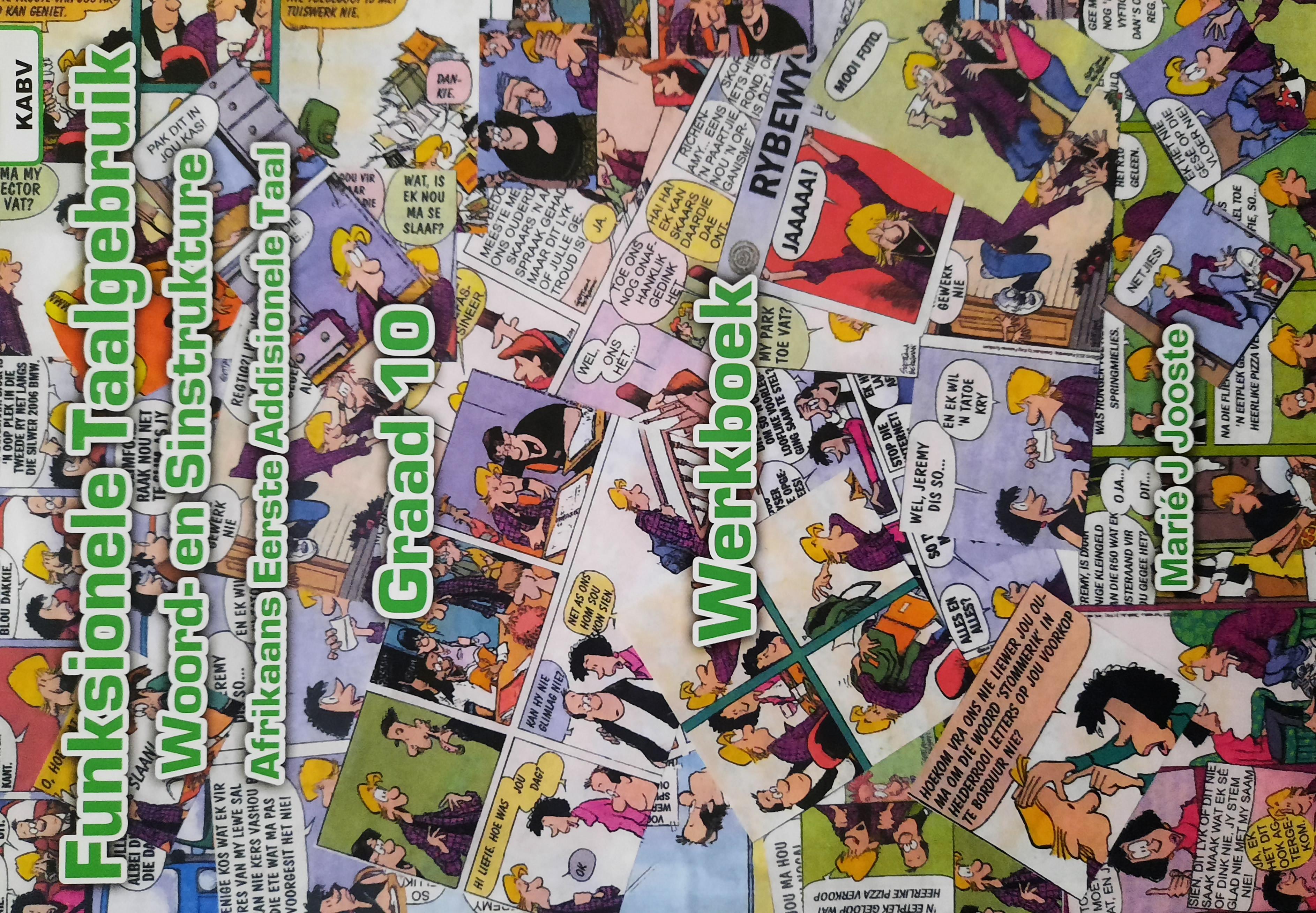Picture of Funksionele Taalgebruik Graad 10