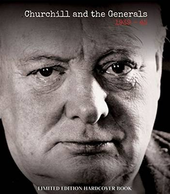 Picture of Churchill and the Generals