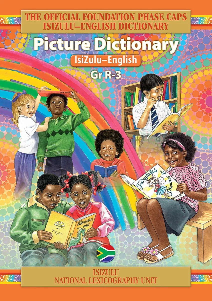 Picture of English-isiZulu Picture Dictionary (CAPS) : Grade R - 3