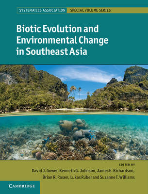 Picture of Biotic Evolution and Environmental Change in Southeast Asia