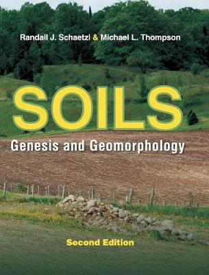 Picture of Soils : Genesis and Geomorphology
