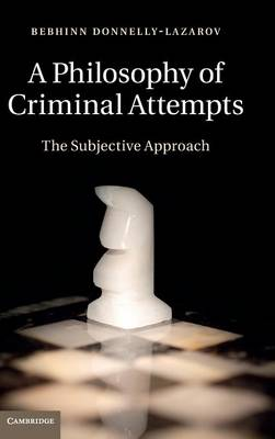 Picture of A Philosophy of Criminal Attempts
