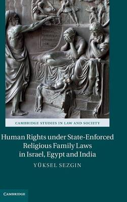 Picture of Human Rights Under State-Enforced Religious Family Laws in Israel, Egypt, and India