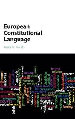 Picture of European Constitutional Language