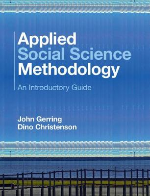 Picture of Applied Social Science Methodology: An Introductory Guide
