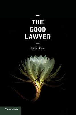 Picture of The Good Lawyer : A Student Guide to Law and Ethics