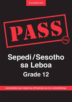 Picture of PASS Sepedi/Sesotho sa Leboa Kreiti ya 12
