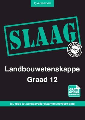 Picture of CAPS PASS Exam Guides: SLAAG Landbouwetenskappe Graad 12