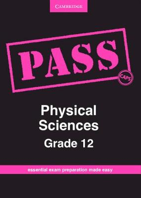 Picture of CAPS PASS Exam Guides: PASS Physical Sciences Grade 12