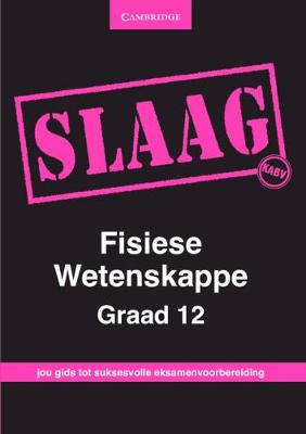 Picture of CAPS PASS Exam Guides: SLAAG Fisiese Wetenskappe Graad 12