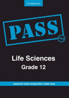 Picture of CAPS PASS Exam Guides: PASS Life Sciences Grade 12