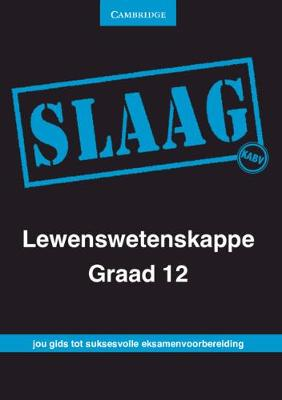 Picture of CAPS PASS Exam Guides: SLAAG Lewenswetenskappe Graad 12