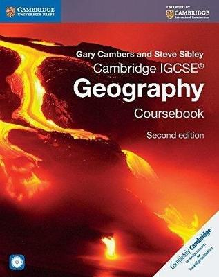 Picture of Cambridge IGCSE (R) Geography Coursebook with CD-ROM
