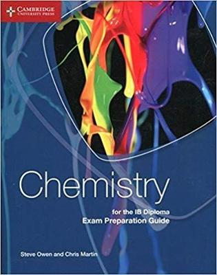 Picture of IB Diploma: Chemistry for the IB Diploma Exam Preparation Guide