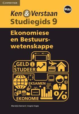 Picture of CAPS Study and Master Study Guides: Ken & Verstaan Ekonomiese en Bestuurswetenskappe Graad 9