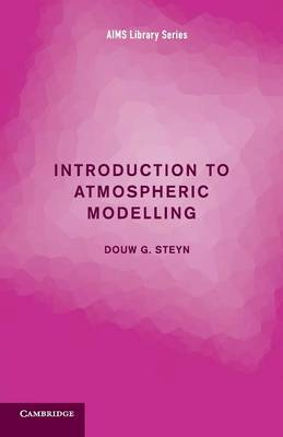 Picture of AIMS Library of Mathematical Sciences: Introduction to Atmospheric Modelling
