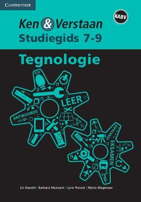 Picture of CAPS Study and Master Study Guides: Ken & Verstaan Tegnologie Graad 7-9