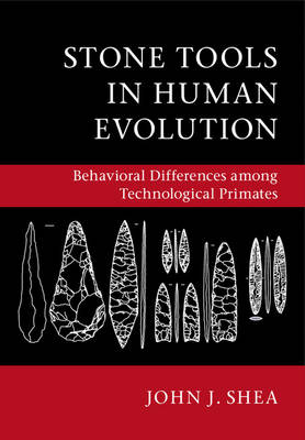 Picture of Stone Tools in Human Evolution : Behavioral Differences among Technological Primates