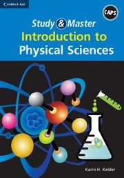 Picture of Study and Master Introduction to Physical Sciences Caps Student's Book