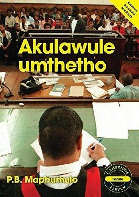 Picture of Cambridge Eleven Readers: Akulawule umththo (IsiZulu)