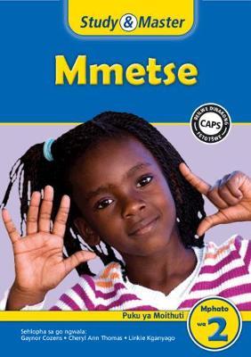 Picture of CAPS Mathematics: Study & Master Mmetse Puku ya Moithuti Mphato wa 2