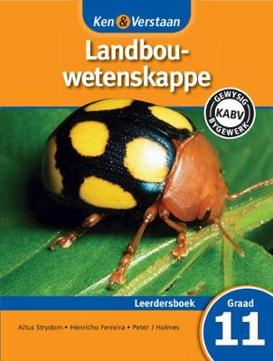 Picture of Ken & verstaan landbouwetenskappe