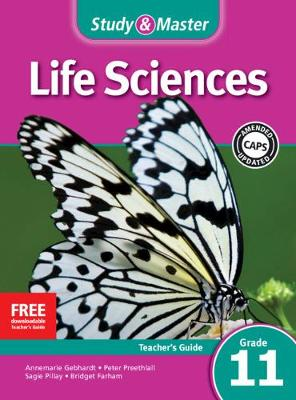 Picture of CAPS Life Sciences: Study & Master Life Sciences Teacher's Guide Grade 11